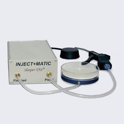 Inject Matic drosophila system anaesthesia